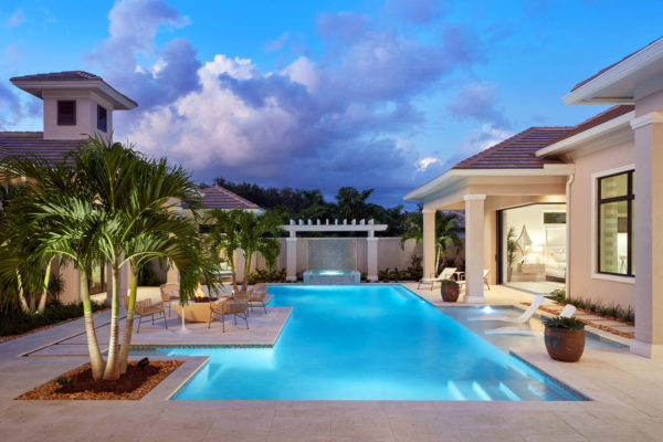 28981 Somers Dr Naples FL-large-018-009-Pool dusk-1500x1000-72dpi