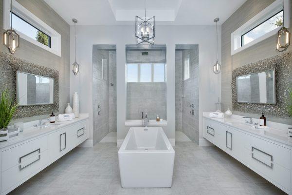 Barrymore Master Bathroom