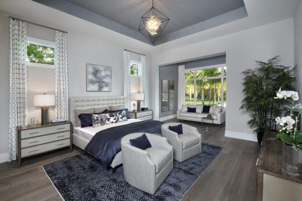 Lancaster Master Bedroom