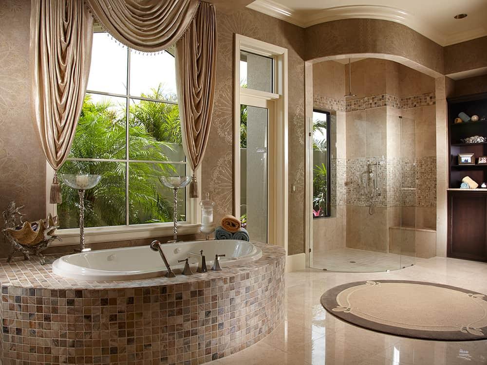 Luxury Bathrooms Mcgarvey Custom Homes Naples Fort Myers Luxury Homes Mcgarvey Custom Homes