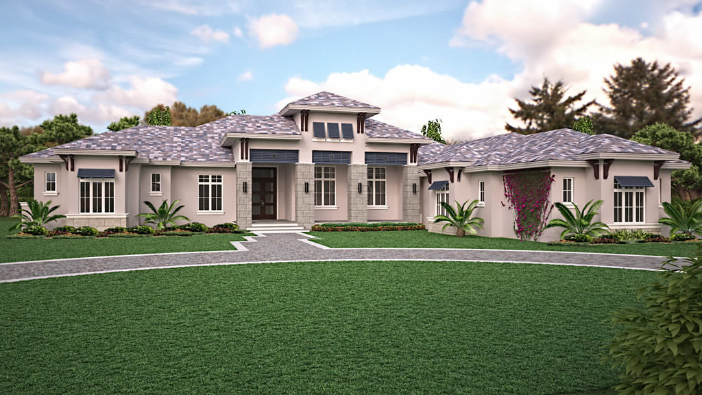 MCGARVEY CUSTOM HOMES' REPUTATION FOR QUALITY ON DISPLAY IN QUAIL WEST