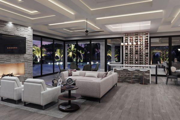197 Caribbean - Grand Room