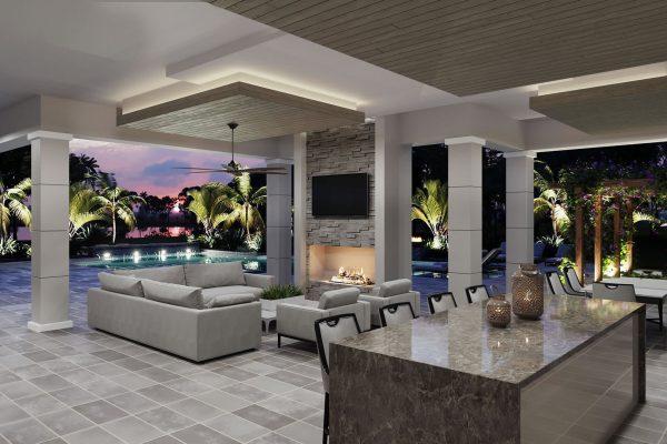 197 Caribbean - Outdoor Living