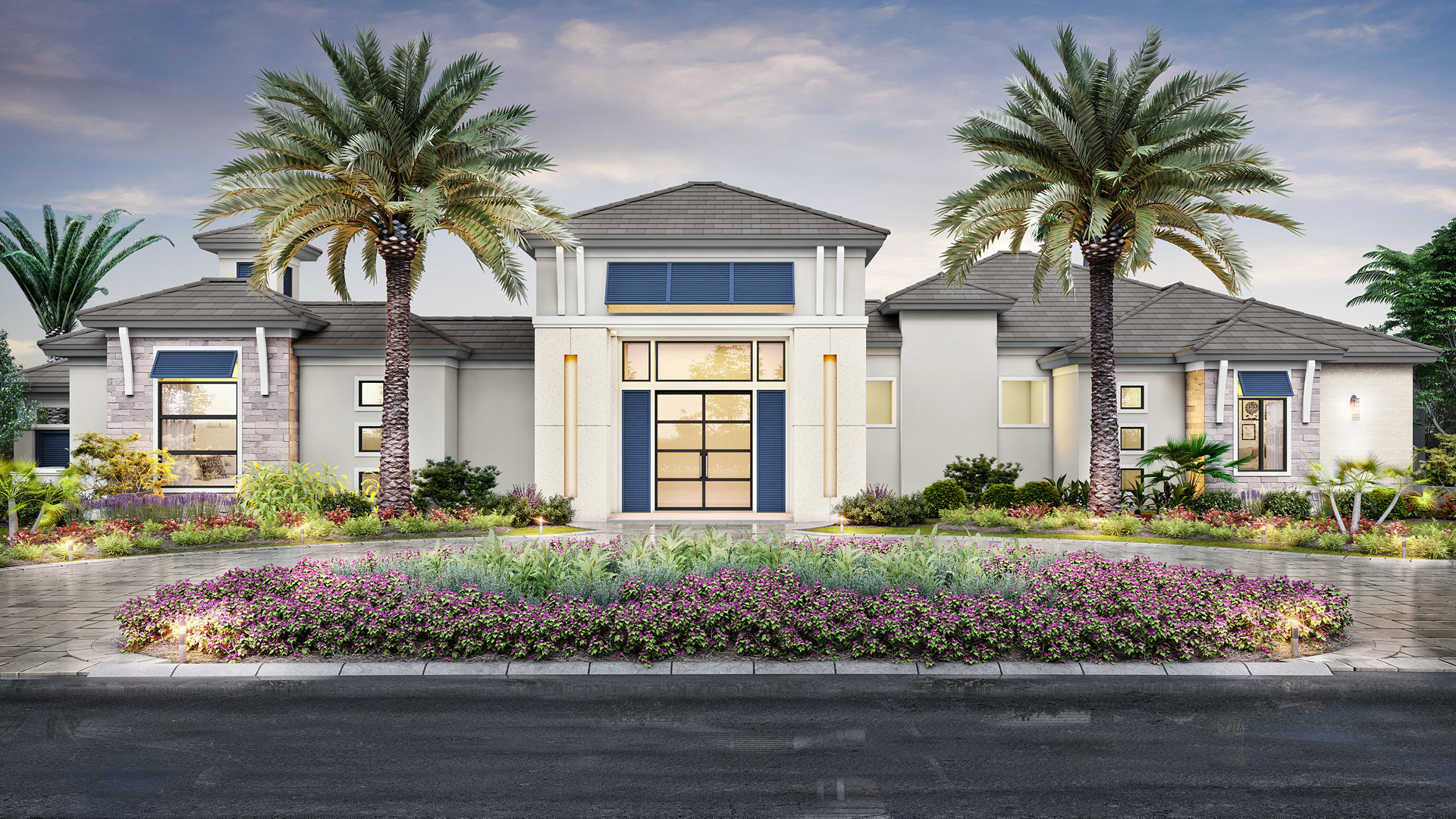 Clive Daniel Home to Install Furnishings for New McGarvey Oasis Model