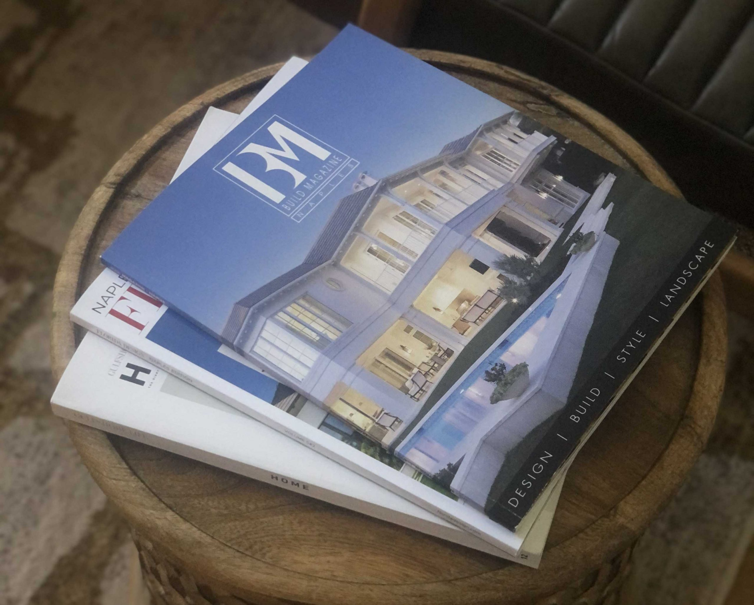 Featured in Naples Finest Luxury Home Publications