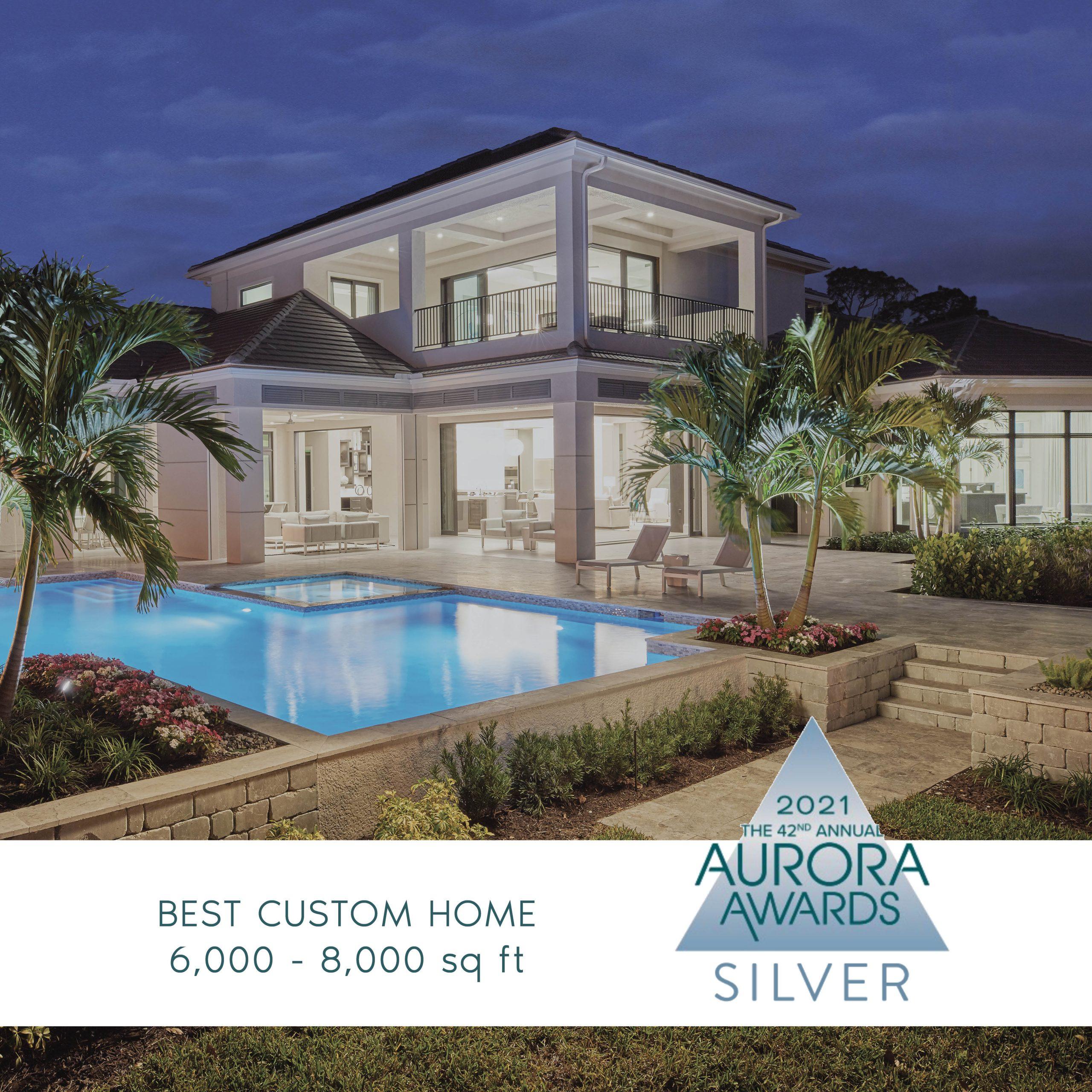 2021 Silver Aurora Award Winner